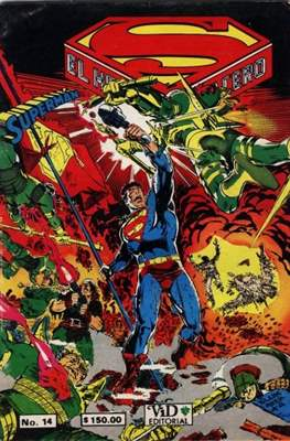 Superman Vol. 1 (Grapa. 1986-2001) #14