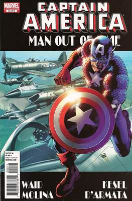 Captain America: Man Out of Time (Comic-book) #2