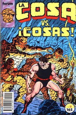 La Cosa (1989-1990) (Grapa 32 pp) #11