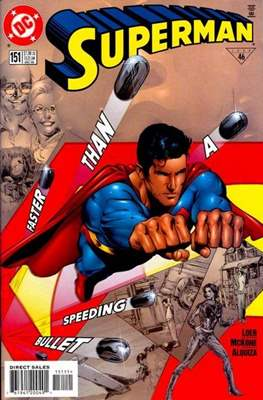 Superman Vol. 2 (1987-2006) (Comic Book) #151