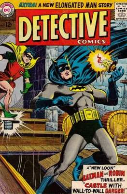 Detective Comics Vol. 1 (1937-2011; 2016-) (Comic Book) #329