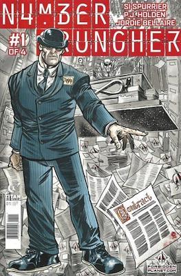Numbercruncher (Comic Book) #1