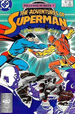 Superman Vol. 1 / Adventures of Superman Vol. 1 (1939-2011) (Comic Book) #437