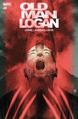 Old Man Logan Vol. 2 (Comic-book) #20