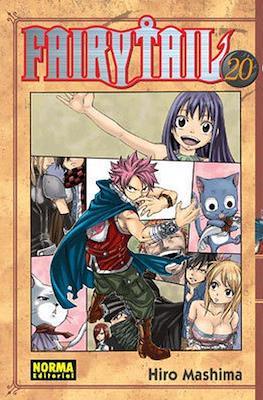 Fairy Tail (Rústica) #20