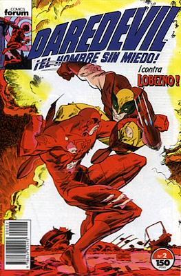 Daredevil Vol. 2 (1989-1992) (Grapa 32 pp) #2