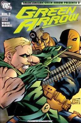 Green Arrow (2007-2008) (Grapa, 48 páginas) #2