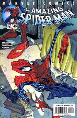 The Amazing Spider-Man Vol. 2 (1999-2014) (Comic-Book) #35 (476)
