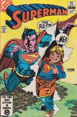 Superman Vol. 1 / Adventures of Superman Vol. 1 (1939-2011) (Comic Book) #388