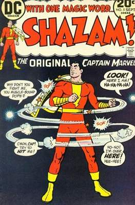 Shazam! Vol.1 #5