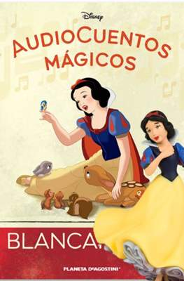 AudioCuentos mágicos Disney (Cartoné) #7