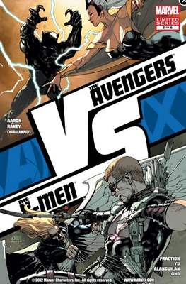 Avengers vs. X-Men: VS (Digital). 2012 #5