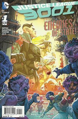 Justice League 3001 (Comic Book) #1