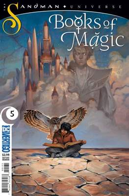 Books of Magic Vol. 2 (2018-) (Comic Book) #5