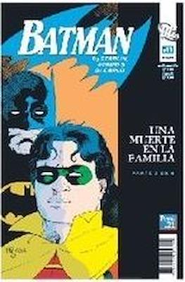 Batman: Una muerte en la familia #3