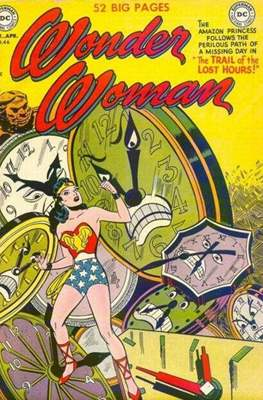 Wonder Woman Vol.1 (1942-1986; 2020-) (Comic Book) #46