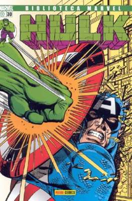 Biblioteca Marvel: Hulk (2004-2006) (Rústica 160 pp) #30