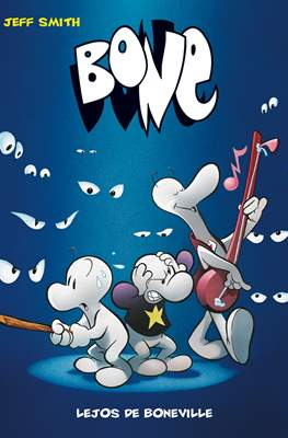Bone (Rústica 144 pp) #1