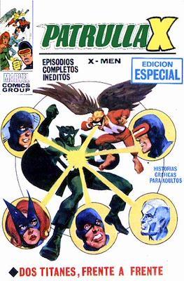 Patrulla X Vol. 1 (Rústica 128 pp. 1969-1972) #13