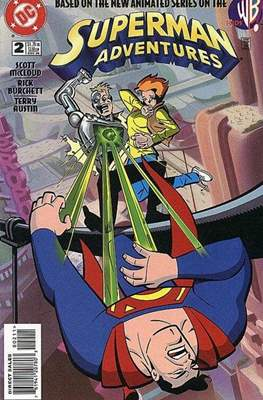 Superman Adventures (Comic-book) #2