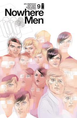 Nowhere Men (Comic-book) #9