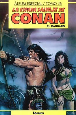 La Espada Salvaje de Conan - Álbum especial (Retapados) #36