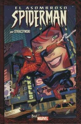 El Asombroso Spiderman por Straczynski. Best of Marvel #3