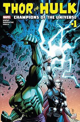 Thor vs. Hulk: Champions of the universe (2017-2018) #1-6