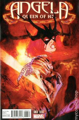 Angela: Queen of Hel (Variant Cover) (Comic Book) #3