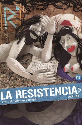 La Resistencia (Rústica 80 pp) #7
