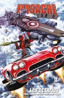 Masacre de Gerry Duggan. Marvel Omnibus (Cartoné 240 pp) #3