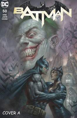 Batman Vol. 3 (2016- Variant Cover) #50.8