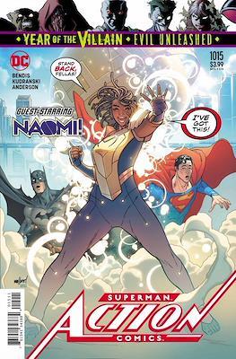 Action Comics Vol. 1 (1938-2011; 2016-) #1015