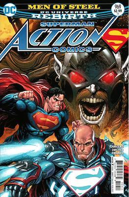 Action Comics Vol. 1 (1938-2011; 2016-) (Comic Book) #969