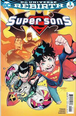 Super Sons (2017 - 2018 Comic-book) #1