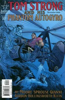 Tom Strong (Comic Book) #10