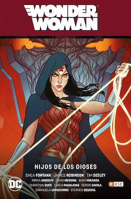 Wonder Woman Saga (Cartoné) #5