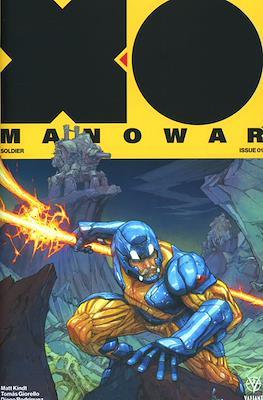 X-O Manowar Vol. 4 (2017-2019 Variant Cover)