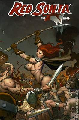 Red Sonja. She-Devil with a Sword (Hardcover) #3