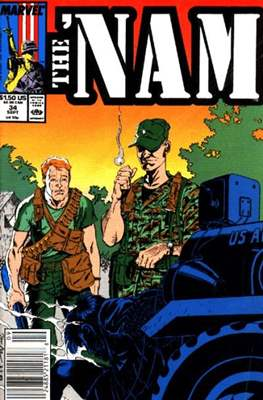 The 'Nam Vol 1 (Comic-book.) #34