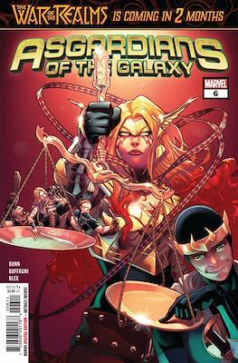 Asgardians of the Galaxy (Comic Book) #6