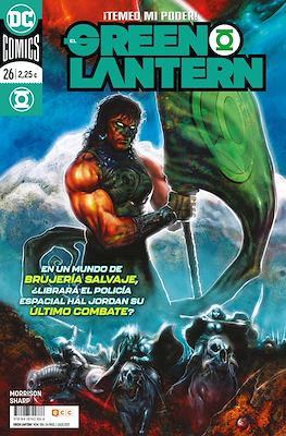 Green Lantern. Nuevo Universo DC / Hal Jordan y los Green Lantern Corps. Renacimiento #108/26
