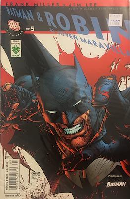 Batman & Robin, el joven maravilla (Grapa) #5
