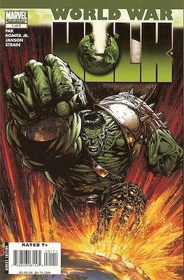 World War Hulk (Comic Book) #1