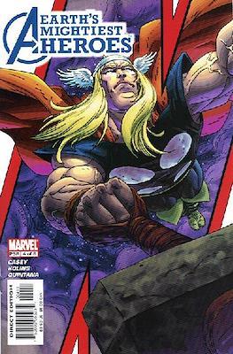 Avengers: Earth's Mightiest Heroes Vol. 1 #4