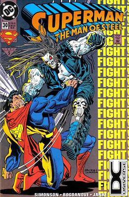 Superman: The Man of Steel (Comic book) #30