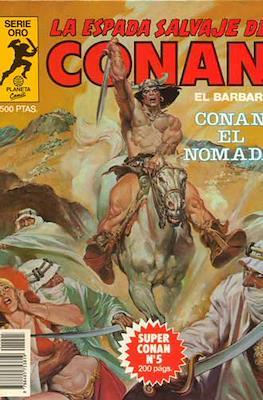 Super Conan. La Espada Salvaje de Conan (Cartoné 1ª Edición.) #5