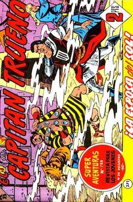 El Capitán Trueno (Grapa, 12 páginas (1991)) #371