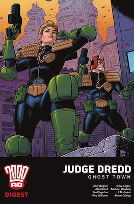 2000 AD Digest: Judge Dredd: Ghost Town