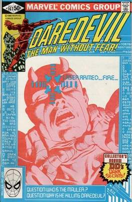 Daredevil Vol. 1 (1964-1998) #167